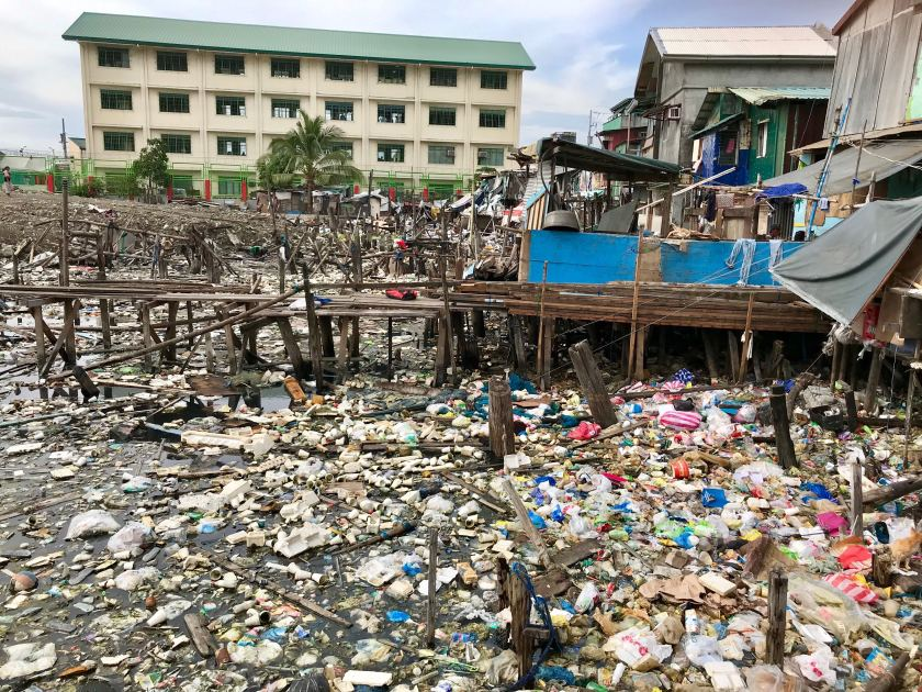 Philippines plastic waste