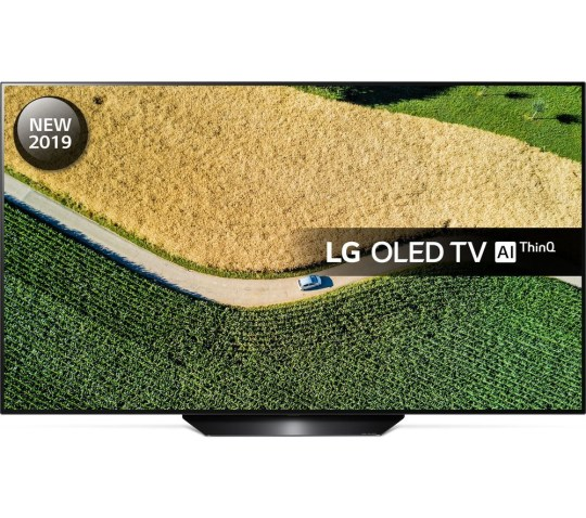 """LG 55"""" Smart Ultra HD TV with Google Assistant"""