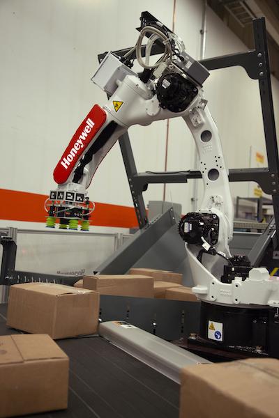 Advances in warehouse robotics