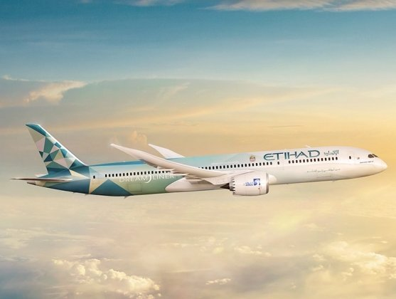 Etihad Airways' Boeing 787 Dreamliner to act as test lab for green initiatives