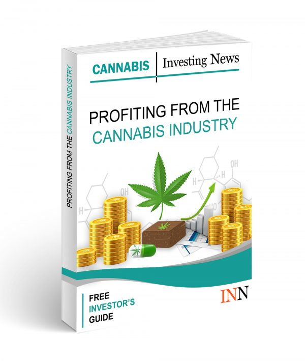cannabis outlook free report