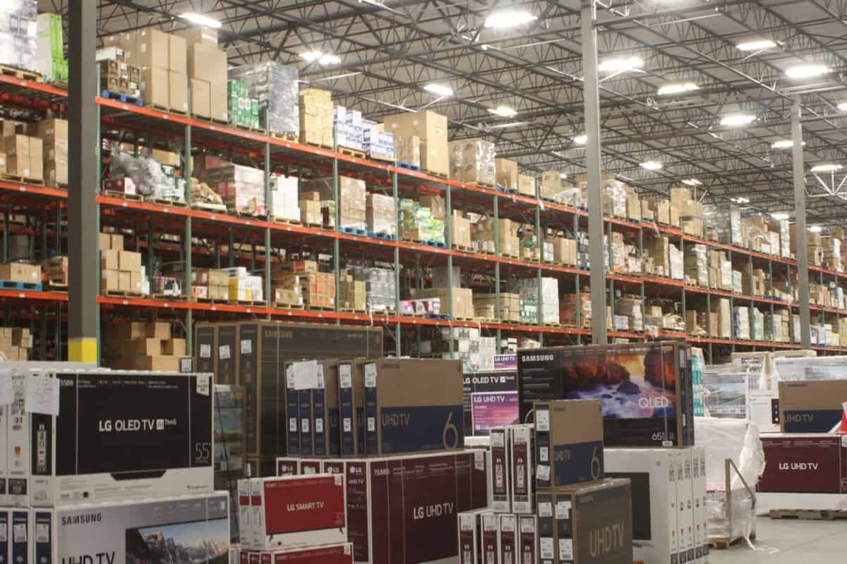 Staging goods for holiday shopping requires about a four month lead time, ramping up capacity, and maybe taking a loss or two.