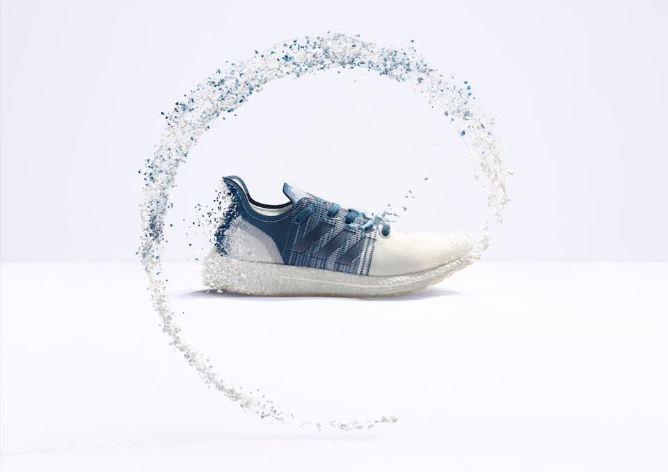Phase 2 of the Adidas Futurecraft Loop sneaker