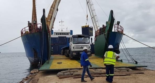 Bollore Logistics transports 3,000 tonnes cargo to Mozambique via Kenya
