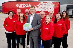 Europa Seafreight team