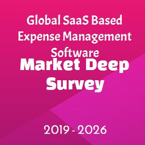 Global SaaS Based Expense Management Software