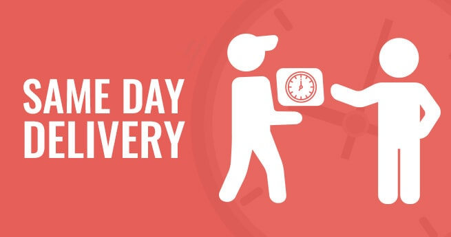 Global Same day Delivery Market