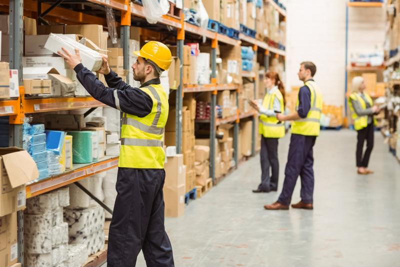 Visibility requires buy-in at every step of the supply chain.