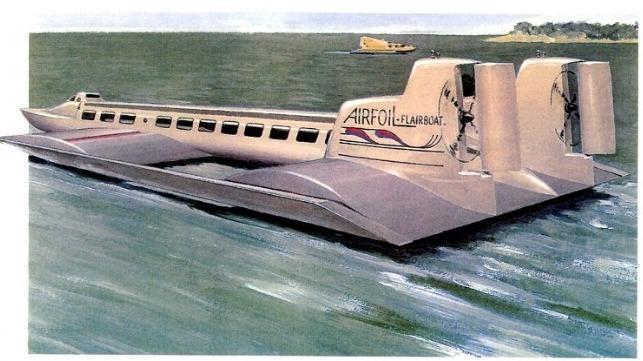 WIG plane