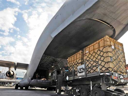 Boeing awarded US military load planning and tracking sustainment contract
