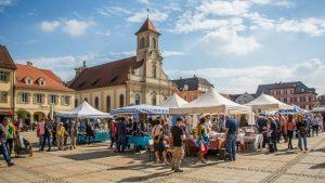 Ludwigsburg Marketplace Image credit PIxabay/Maxmann