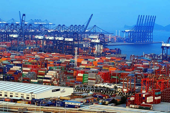Smart ports and supply chain along the digital Silk Road