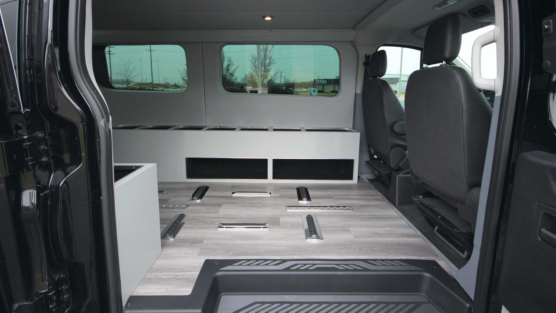 Ford Transit Hearse Conversion