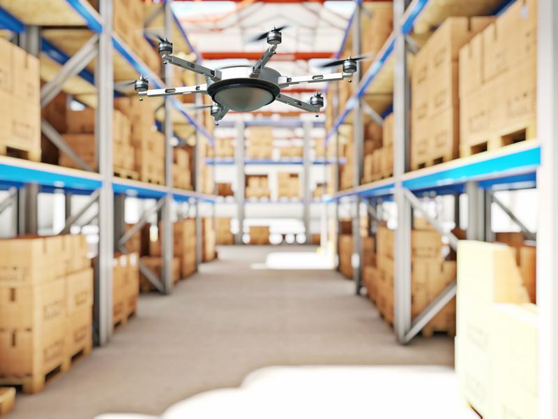 Can drones really revolutionize logistics?