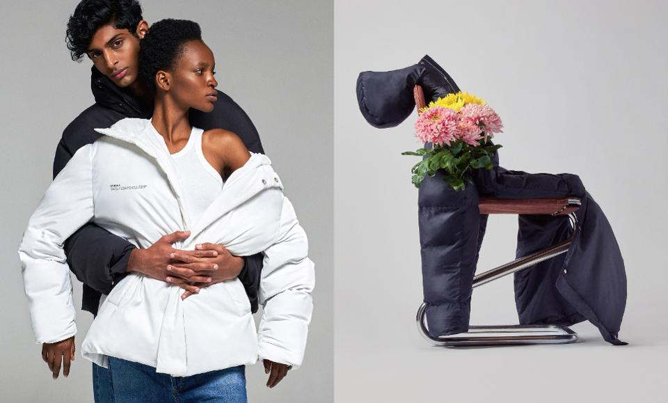 PANGAIA FLWRDWN jackets
