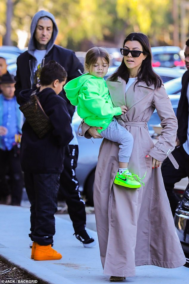 Boyfriend:Bendjima was Kourtney's first boyfriend after splitting from Scott Disick, the father of her three kids, who she dated from 2006 to 2015