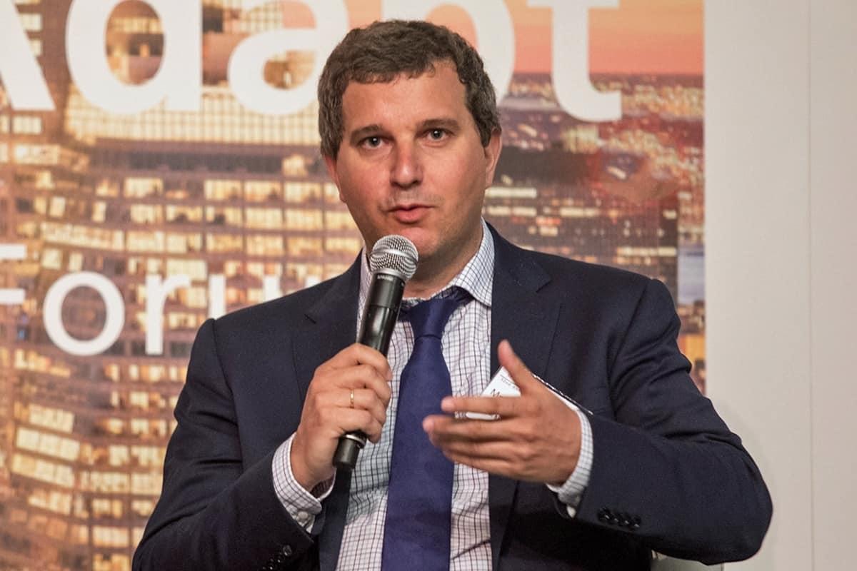 Signal Maritime founder Ioannis Martinos