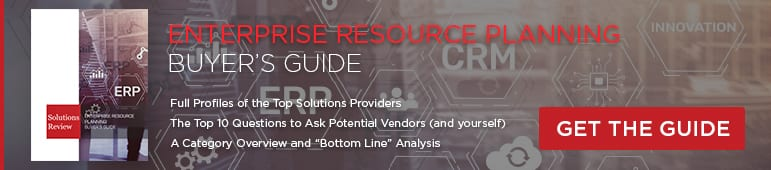 Download Link to Enterprise Resource Planning Buyers Guide