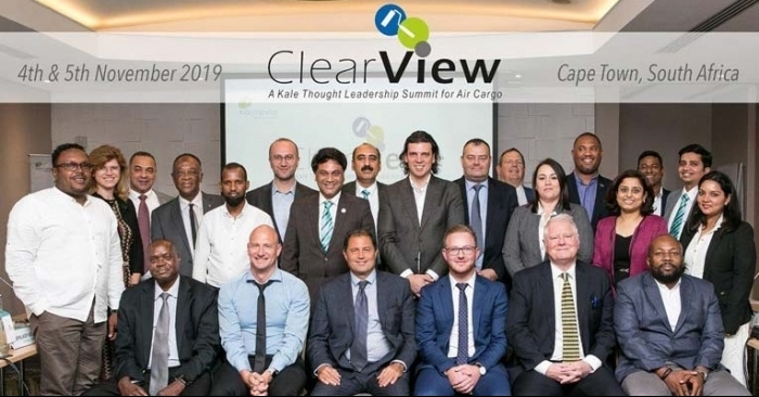 Air cargo industry gathers at Cape Town for 'Clear View 2019'