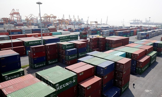 Cargo handling up 14 pct in Vietnamese ports