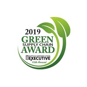 Green Supply Chain Award Logo
