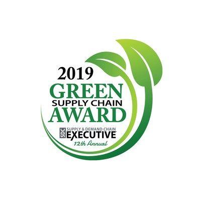 2019 Green Supply Chain Award
