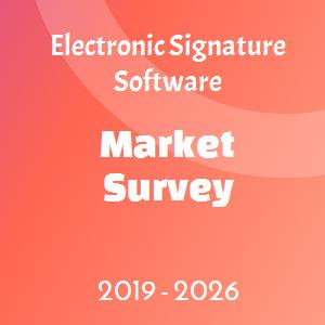 Global Electronic Signature Software