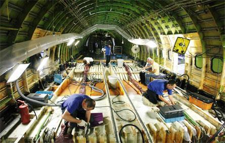 IAI 767 tanker conversion - IAI