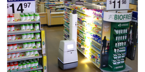 Report: Mobile robotics on the rise in retail