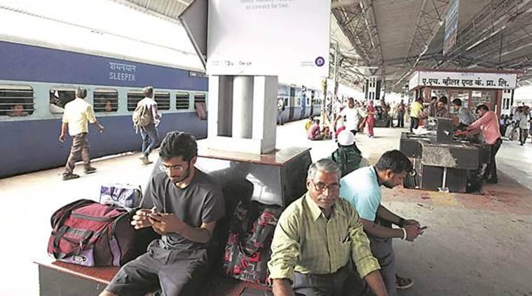 Pune news, Pune city news, Pune railways station, Pune station, Pune station news, indian express news