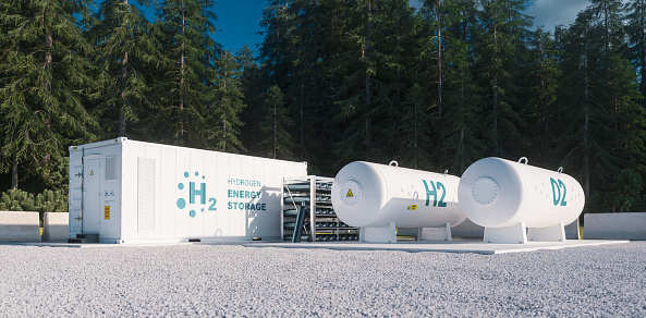 Offshore wind developer Orsted secures money for renewable hydrogen project