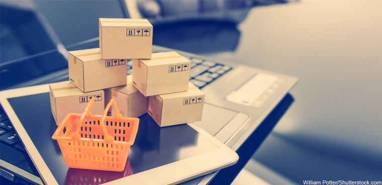 e-commerce (William Potter/Shutterstock.com)