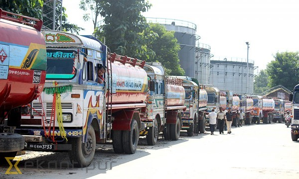 Over 2,000 cargo trucks stuck in India enter Nepal