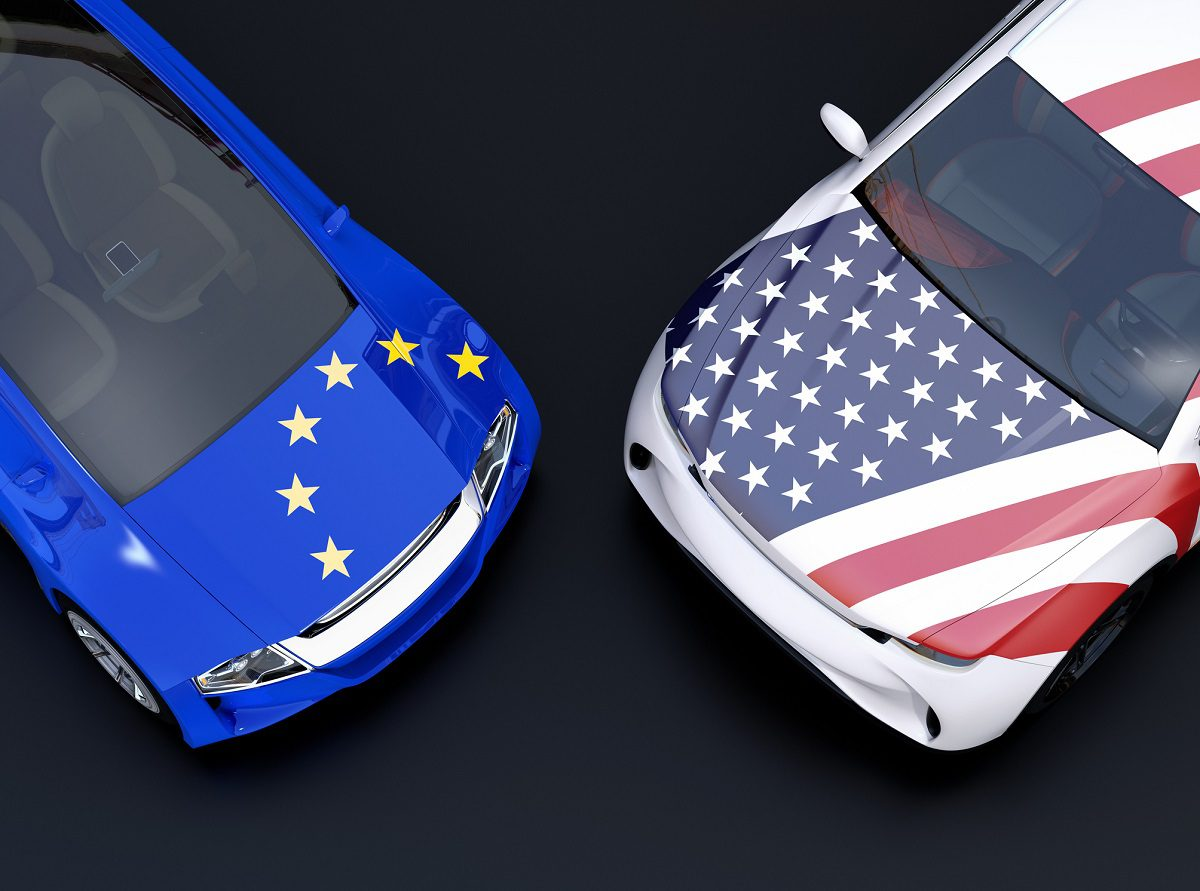 Riding smoothly over bumpy terrain: Managing tariffs in the automotive supply chain