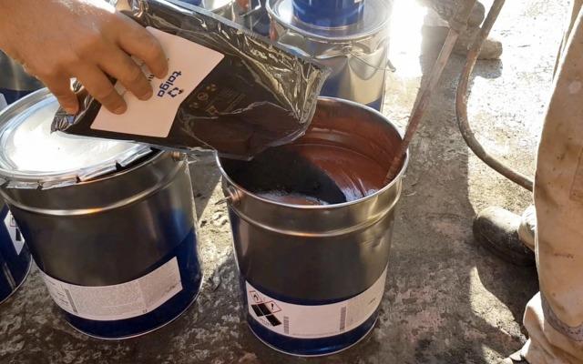 Talga Resources ASX TLG graphene coating trial Talcoat enhanced primer