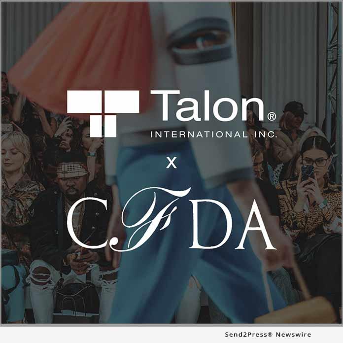 Talon International Inc and CFDA