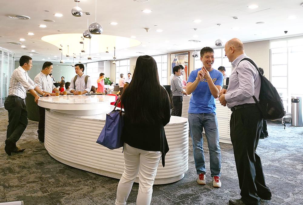 Eezee.sg founder Logan Tan shares about digitising businesses