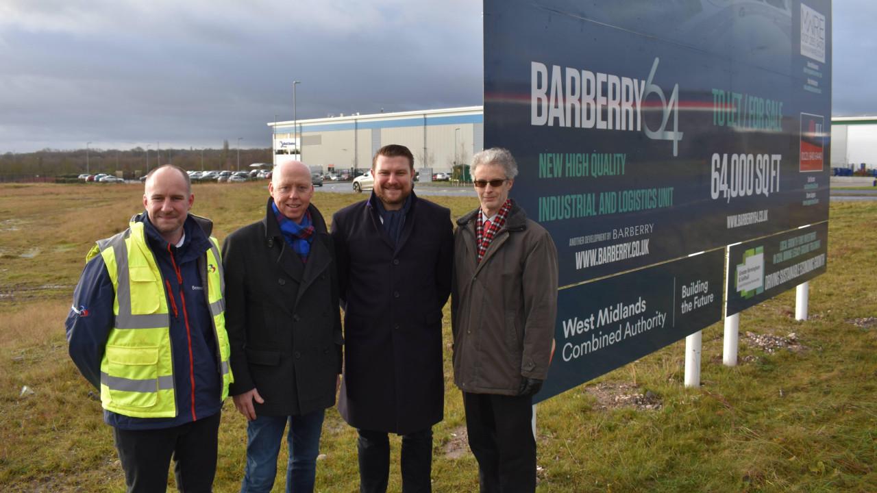 Work to start on £8m warehouse