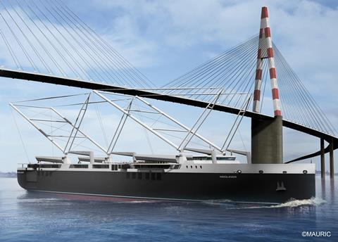 Concept vessel, Neoline
