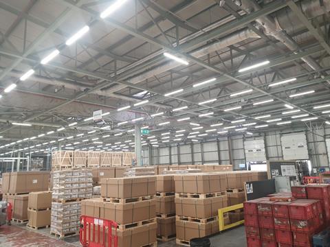Warehouse, NMUK