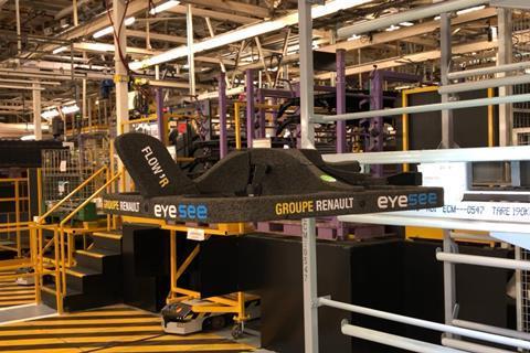 Drone, Renault Maubeuge