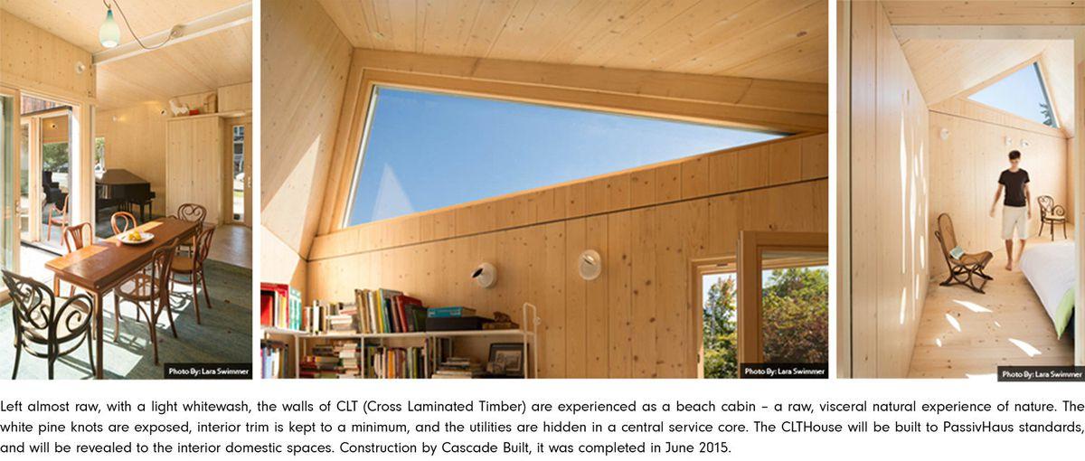 mass timber house