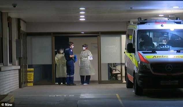 Three confirmed victims in NSW are now being treated in isolation in NSW hospitals