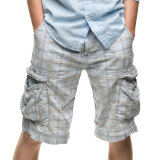 Cargo shorts: practical and fashionable.