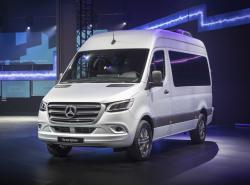 Daimler Sprinter Vans Recalled For Cargo-Related Problems