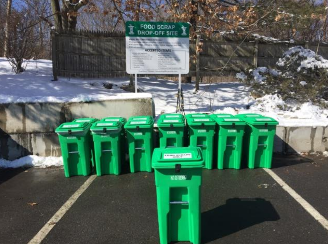 Food scrap recycling programs are already underway in Westchester. Contributed photo