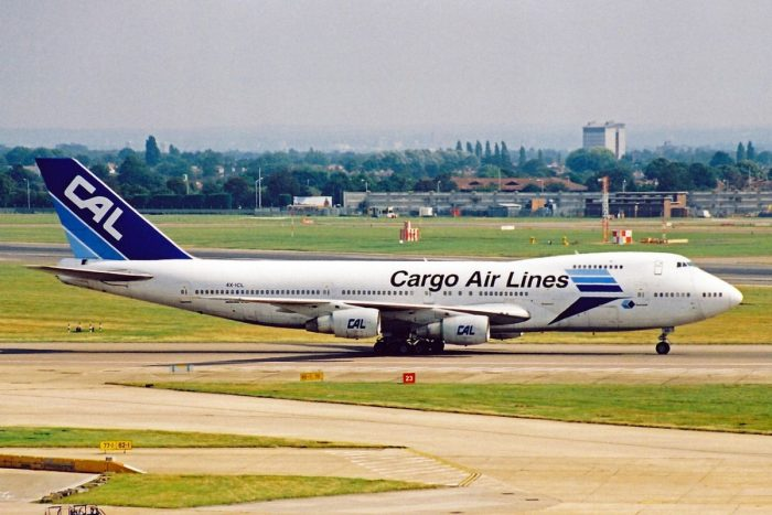 CAL Cargo Air Lines, Israel Aviation, Passenger Services