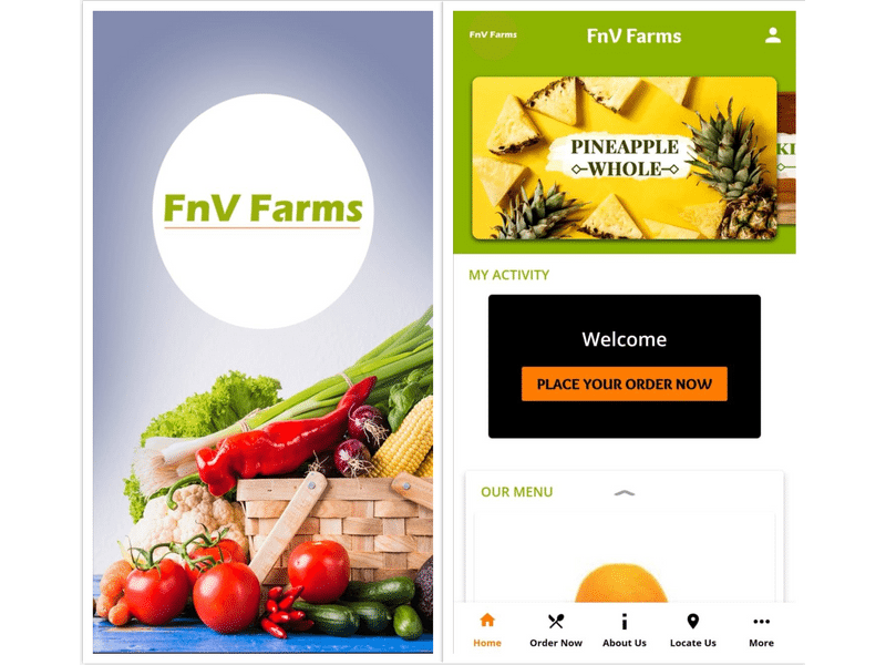FnV Farms app