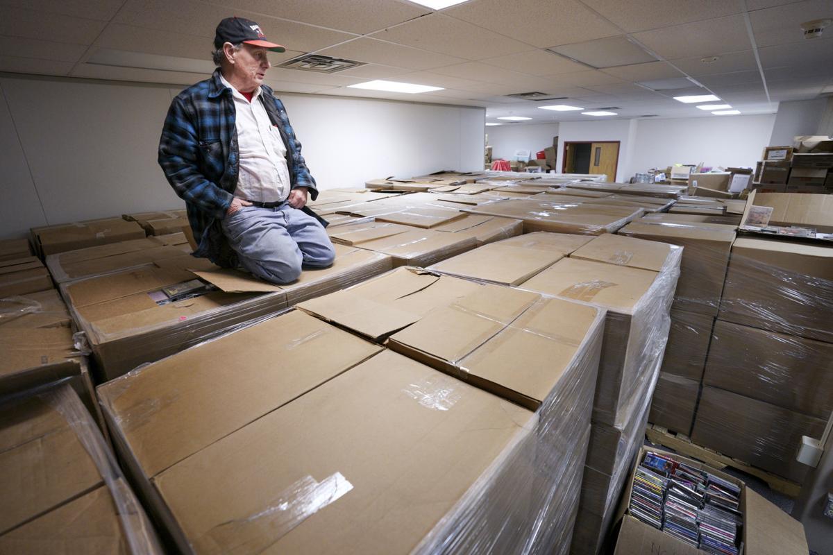 Murfie warehouse 1