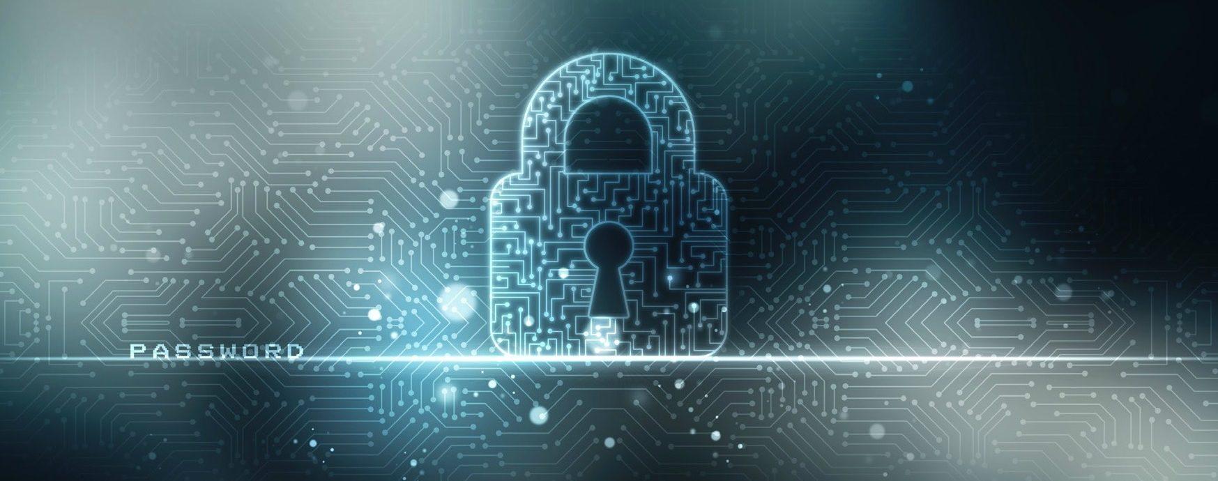 Online Security Measures CyberAttackers CyberSecurity Hack CyberThreat Data Digital - Stock